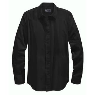 American Rag NEW Black Mens Size XL Button Down Long-Sleeve Shirt|https://ak1.ostkcdn.com/images/products/is/images/direct/8dc89dc943ab909a6d1c6355cc85cc9aba6f66bb/American-Rag-NEW-Black-Mens-Size-XL-Button-Down-Long-Sleeve-Shirt.jpg?impolicy=medium