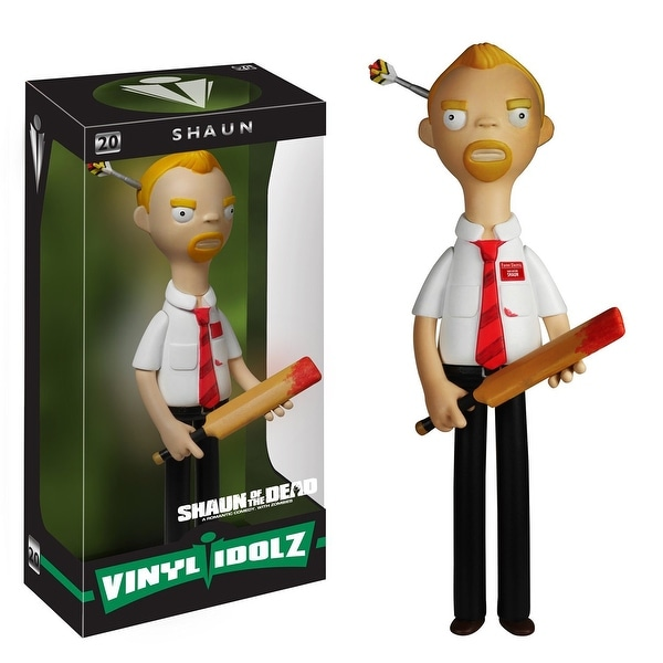 "Shaun of the Dead Vinyl Idolz 8"" Vinyl Figure Shaun - multi"