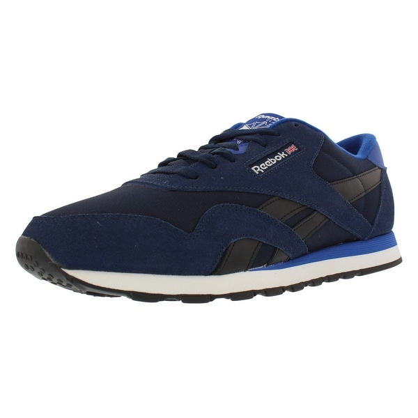 f75524324984e1 Shop Reebok Classic Nylon Ts Casual Men s Shoes - Free Shipping ...