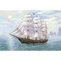 """Tailwind Counted Cross Stitch Kit-23.5""""X15.75"""" 14 Count"""