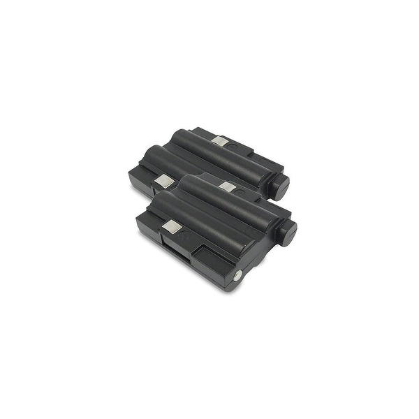 Replacement 700mAh Battery For Midland GXT1000VP4 / GXT600 2-Way Radios Models (2 Pack)