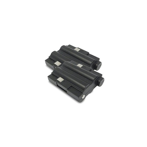 Replacement 700mAh Battery For Midland GXT500VP1 / GXT756 2-Way Radios Models (2 Pack)