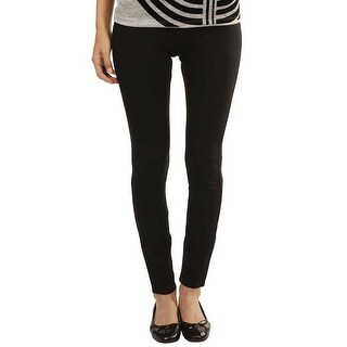 Buffalo David Bitton Ivy Super Skinny Jeans in Black