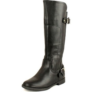 Ivanka Trump Girls Tiffany Riding Fashion Boots - Black