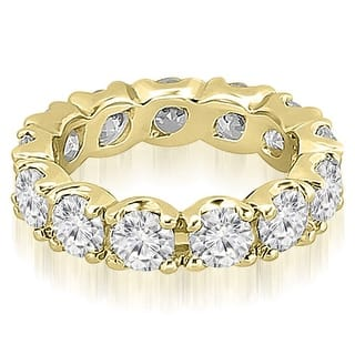 2.70 ct.tw 14K Yellow Gold Round Diamond Eternity Ring|https://ak1.ostkcdn.com/images/products/is/images/direct/8dcee3c412df7e6f34590364994b7987a568ee7b/2.70-cttw.-14K-Yellow-Gold-Round-Diamond-Eternity-Ring.jpg?impolicy=medium
