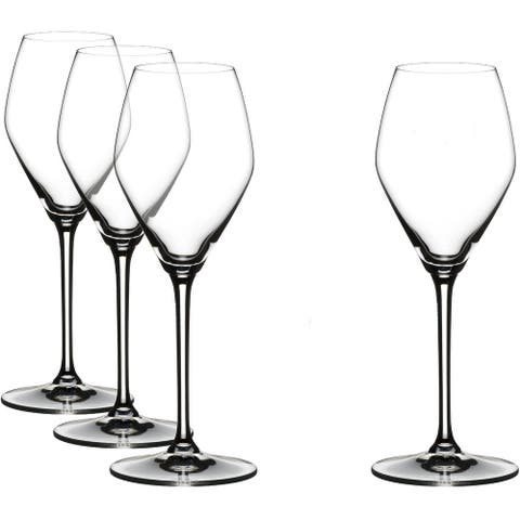 Riedel Extreme Rose Champagne/Rose Wine Glasses Value Gift Pack (Buy 3 Get 4)