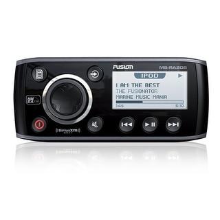 FUSION MS-RA205 50W x 4, AM/FM/VHF/AUX/USB/iPod/iPhone/SIRIUS XM Ready Receiver FUSION MS-RA205 50W x 4