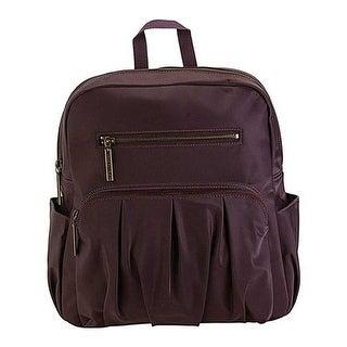 Hadaki by Kalencom Women's Urban Backpack Plum Perfect - us women's one size (size none)