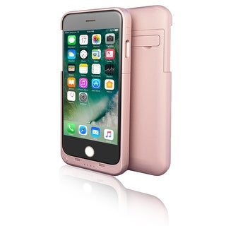 Indigi® 4000mAh Rechargeable High Capacity Juice Pack Battery Case (Rose Gold) for iPhone 7 Plus