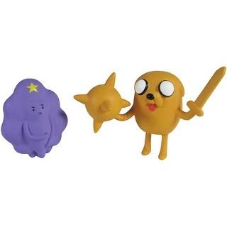 "Adventure Time With Finn & Jake 2"" Action Figure Lumpy & Jake"