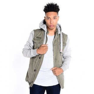Jonathan Jacket In Olive
