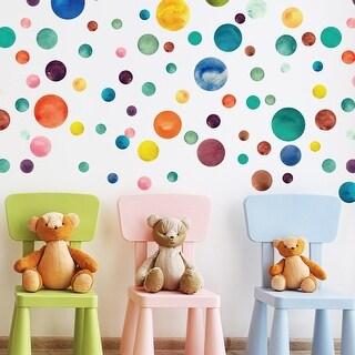 Link to Walplus Polka Dots Wall Sticker Big Wall Home Decoration Nursery Décor Similar Items in Vinyl Wall Art
