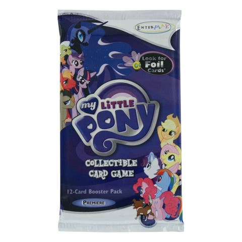 My Little Pony CCG 12-Card Booster Pack