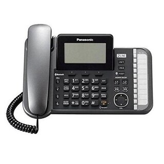 Panasonic KX-TG9582B-Base Only Corded Base Phone (2 Line)