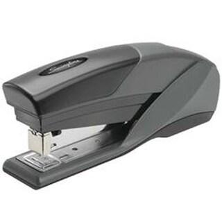 Black - Swingline LightTouch Full Strip Desk Stapler