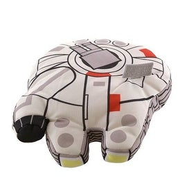 Star Wars The Force Awakens Millennium Falcon Plush Toy