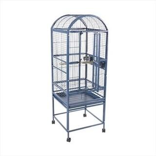 A&E Cage 9001818 Black Dome Top Bird Cage Small