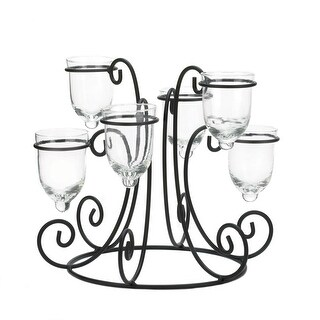 Tealight Candleholder Centerpiece
