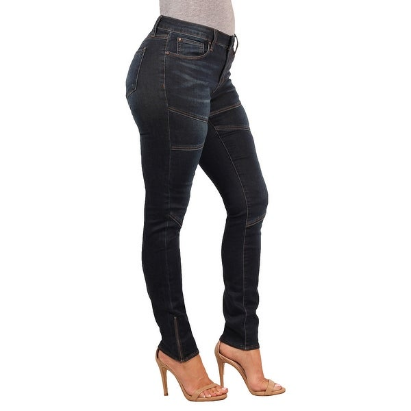 a7d6d002019 Shop V19.69 Ladies Contemporary Skinny-Stretch Panel Jean - Free ...