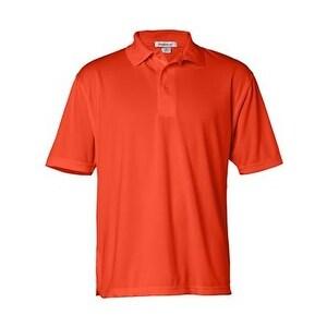 FeatherLite Moisture Free Mesh Sport Shirt - Brite Orange - M