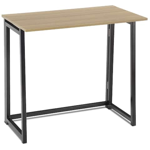 Folding Computer Desk Home Office Students Laptop Writing Table