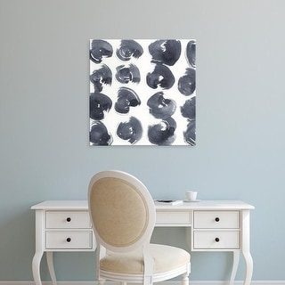 Easy Art Prints Chariklia Zarris's 'Stylus VI' Premium Canvas Art