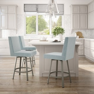 Link to Amisco Hartman Swivel Counter and Bar Stool Similar Items in Dining Room & Bar Furniture