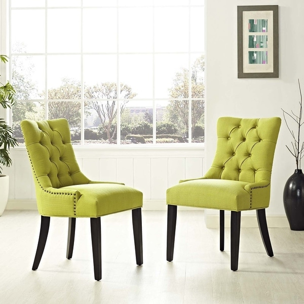Modway Regent Fabric Dining Chair (Set of 2). Opens flyout.