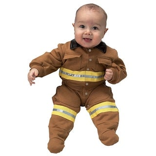 Infant Firefighter Costume