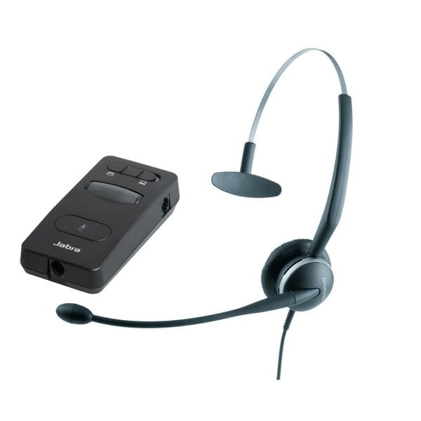 Jabra GN 2110 ST Mono with LINK 860 Amp - FREE Upgrade to BIZ 2300 Mono QD with LINK 860 SoundTube Headset