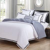 Hotel Design Silky Soft 3 Piece Duvet Cover Set, Wrinkle Free