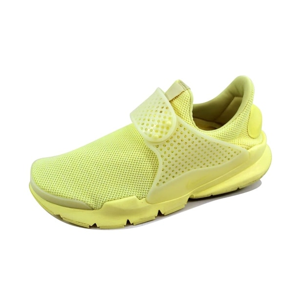 newest 9367a 3bbe3 Shop Nike Men's Sock Dart BR Lemon Chiffon/Lemon Chiffon ...