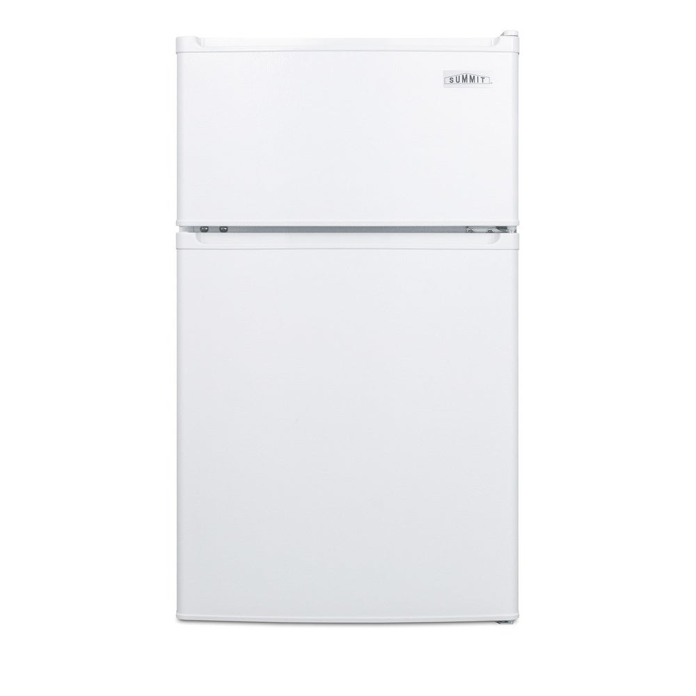 """Summit  CP351ADA  19"""" Wide 3 Cu. Ft. Energy Star Rated Compact ADA Refrigerator - White (White)"""