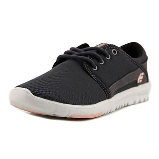 Etnies Scout Round Toe Synthetic Skate Shoe