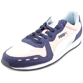 Puma Cabana Racer Fun Men Round Toe Synthetic Pink Sneakers
