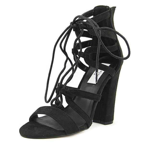Chelsea & Zoe Womens Elyse Open Toe Casual Strappy Sandals - 7.5