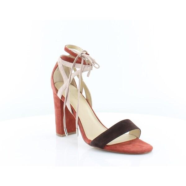 Marc Fisher Fatima Women's Sandals Brown Multi - 11
