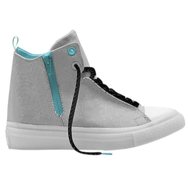 Converse Womens 553258C Canvas Hight Top Lace Up Basketball Shoes - 6