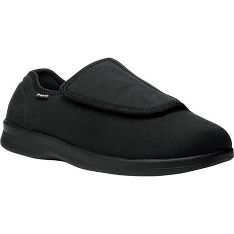 Propet Men's Cush N Foot Black
