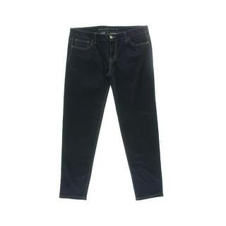Celebrity Pink Womens Juniors Skinny Jeans Low-Rise Dark Wash - 13