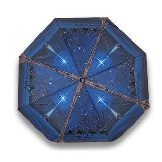 O Holy Night Nativity Super Mini Travel Umbrella