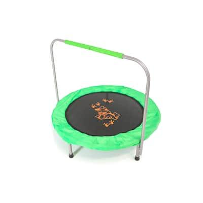 "Skywalker Trampolines 36"" Round Hopper Trampoline Mini Bouncer"