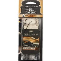 Yankee Candle New Car Car Freshener