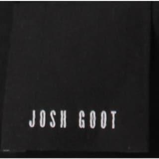Josh Goot Womens Metallic Wrap Strapless Top - 6