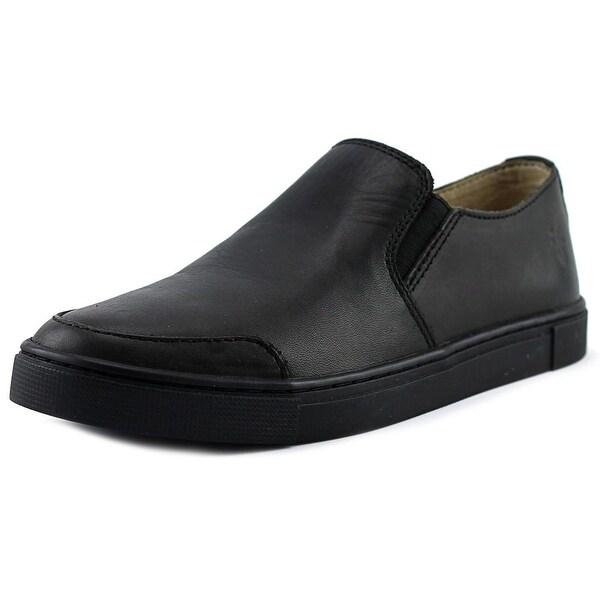 Frye Gemma Slip Women Black Flats