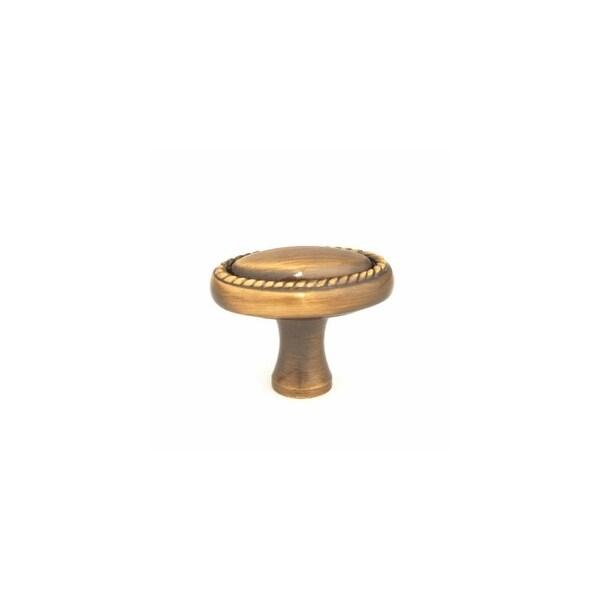 "Giagni KB-20 1-1/4"" Diameter Mushroom Cabinet Knob - n/a"