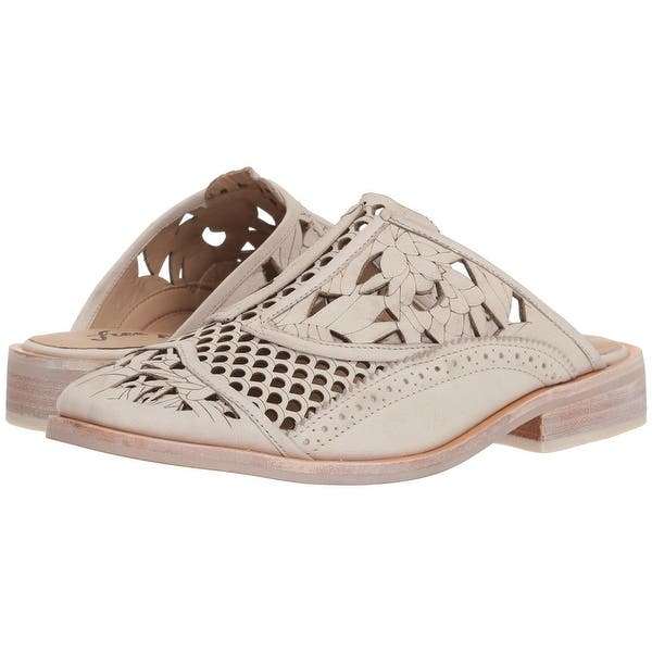 Shop Free People Womens Paramount Square Toe Mules Overstock 27469839
