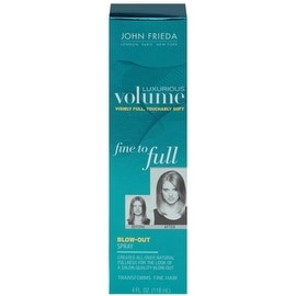 John Frieda Collection Luxurious Volume Fine to Full Blow Out Spray 4 oz