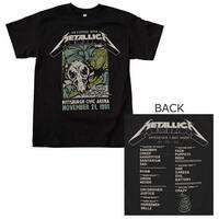 Metallica Pittsburgh Arena T-Shirt - X-Large - Black