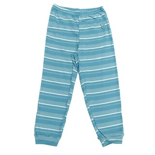 Pulla Bulla Toddler Stripe Pant for ages 1-3 years (Option: sky blue / 1 year - 12 - 18 Months)